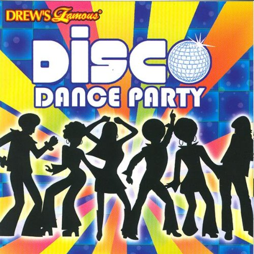 [Disco Dance Party CD] (Party Rock Crew Costume)