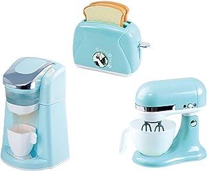 PlayGo Gourmet Kitchen Appliances - Blue