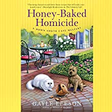 Honey-Baked Homicide Audiobook by Gayle Leeson Narrated by Cassandra Lee Morris