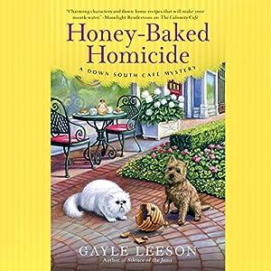 Honey-Baked Homicide Audiobook