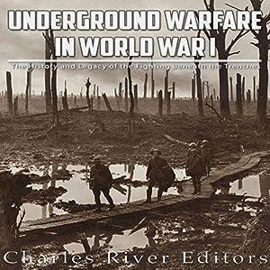 Underground Warfare in World War I Audiobook