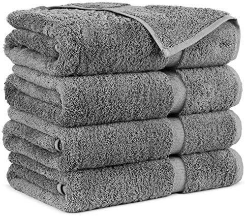 Quality Turkish Cotton 4 Piece Towels product image