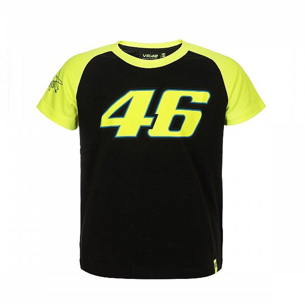 VALENTINO ROSSI VR46 Moto GP Race The Doctor Enfant T-Shirt Officiel Nouveau