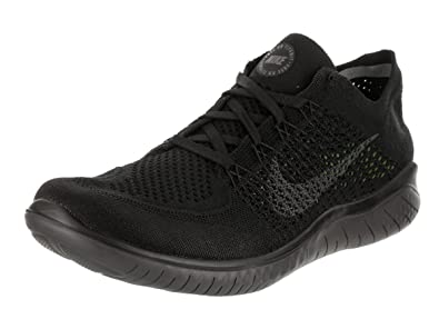 new products c6550 1cdfa Image Unavailable. Image not available for. Color  NIKE Men s Free RN  Flyknit 2018 Nylon Running Shoes