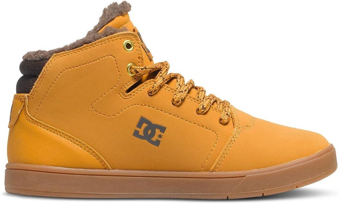 DC Crisis High Skate Shoe Little Kid Big Kid
