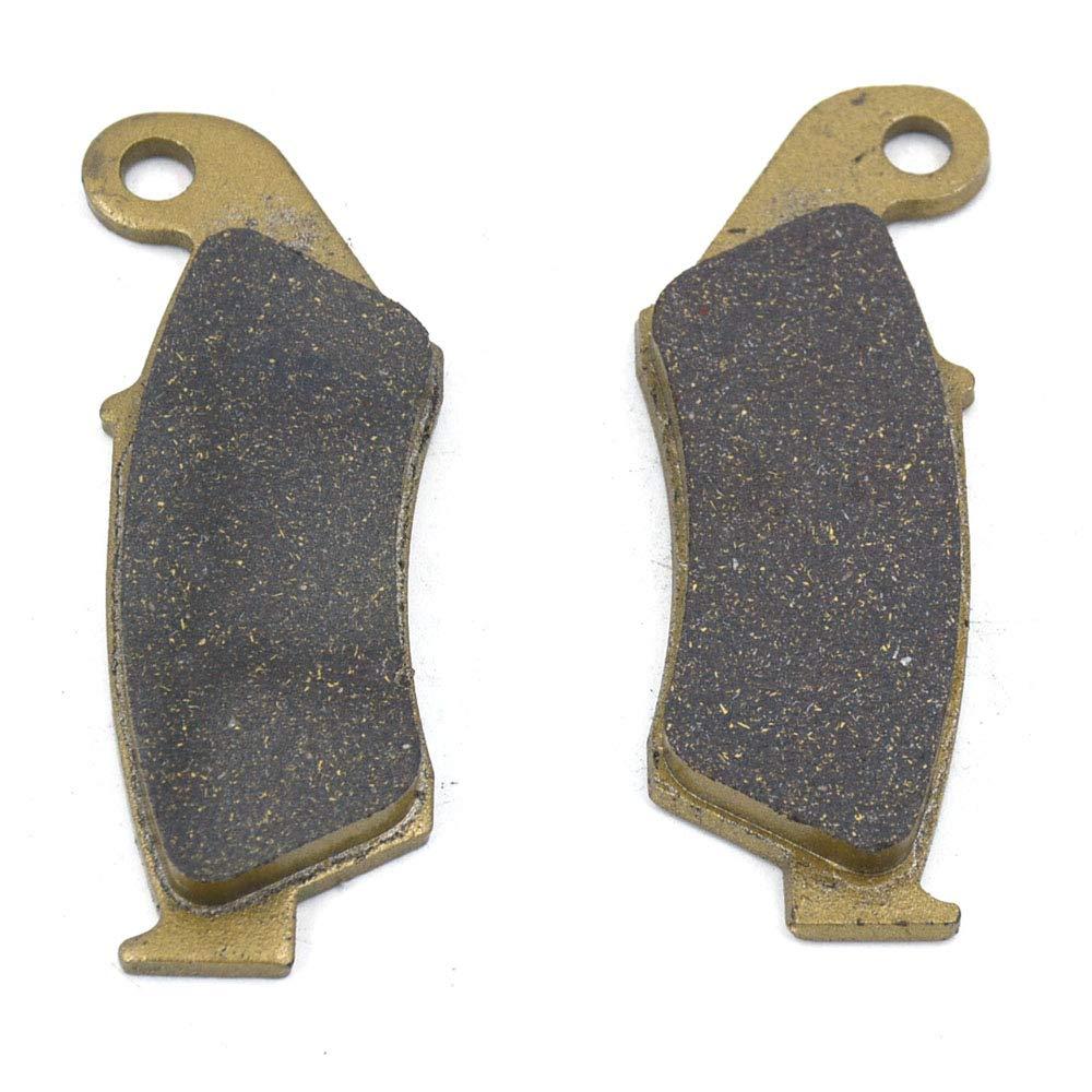 Un par de Pastillas de Freno traseras Xin de 94 x 34,2 x 7,5 mm para ALFER Beta CAMNONDALE CPI Gas-Gas Goes Kawasaki KX125 KLX250 KLX300