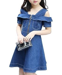 7b7a2243d8794 YY-Natuhi 子供ワンピース 子供ドレス カジュアル 女の子ドレス 120~160cm 子供服 かわいい