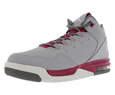sports shoes b5535 c32ad Amazon.com   JORDAN FLIGHT ORIGIN 2 GG WHITE WOLF GREY MAGENTA SIZE 9.5    Basketball