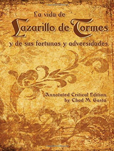 La vida de Lazarillo de Tormes y de sus fortunas y adversidades, Annotated Critical Edition (English and Spanish Edition) by Brand: Waveland Press, Inc.