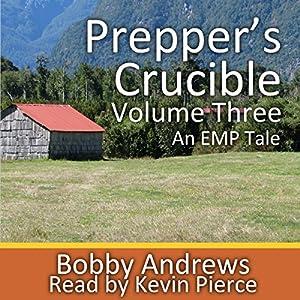 Prepper's Crucible, Volume 3: An EMP Tale Audiobook