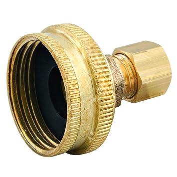 3 4 inch garden hose. Watts LFLA696 Compression X Hose Swivel Adapter 3/4-Inch Garden 1 3 4 Inch C
