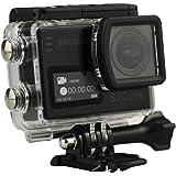 SJCAM SJ6Legend Black 4K Action Camera 16MP Touch Screen Dual Display Wi-Fi HDMI impermeabile, Nero