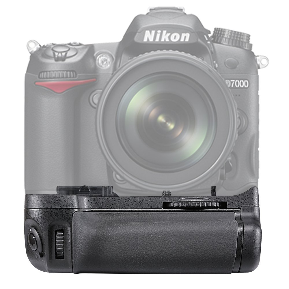 Neewer Professional Battery Grip (Replacement for Nikon MB-D11 Battery Grip) For Nikon D7000 DSLR Camera Compatible with EN-EL15 Battery by Neewer