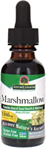 Nature's Answer Alcohol-Free Marshmallow Root Extract, 1-Fluid Ounce