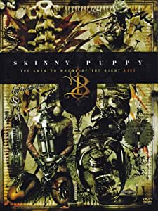 Skinny Puppy: The Greater Wrong of the Right, Live [Import]