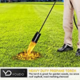 YOUDO 500,000 Propane Weed Torch Burner with CSA