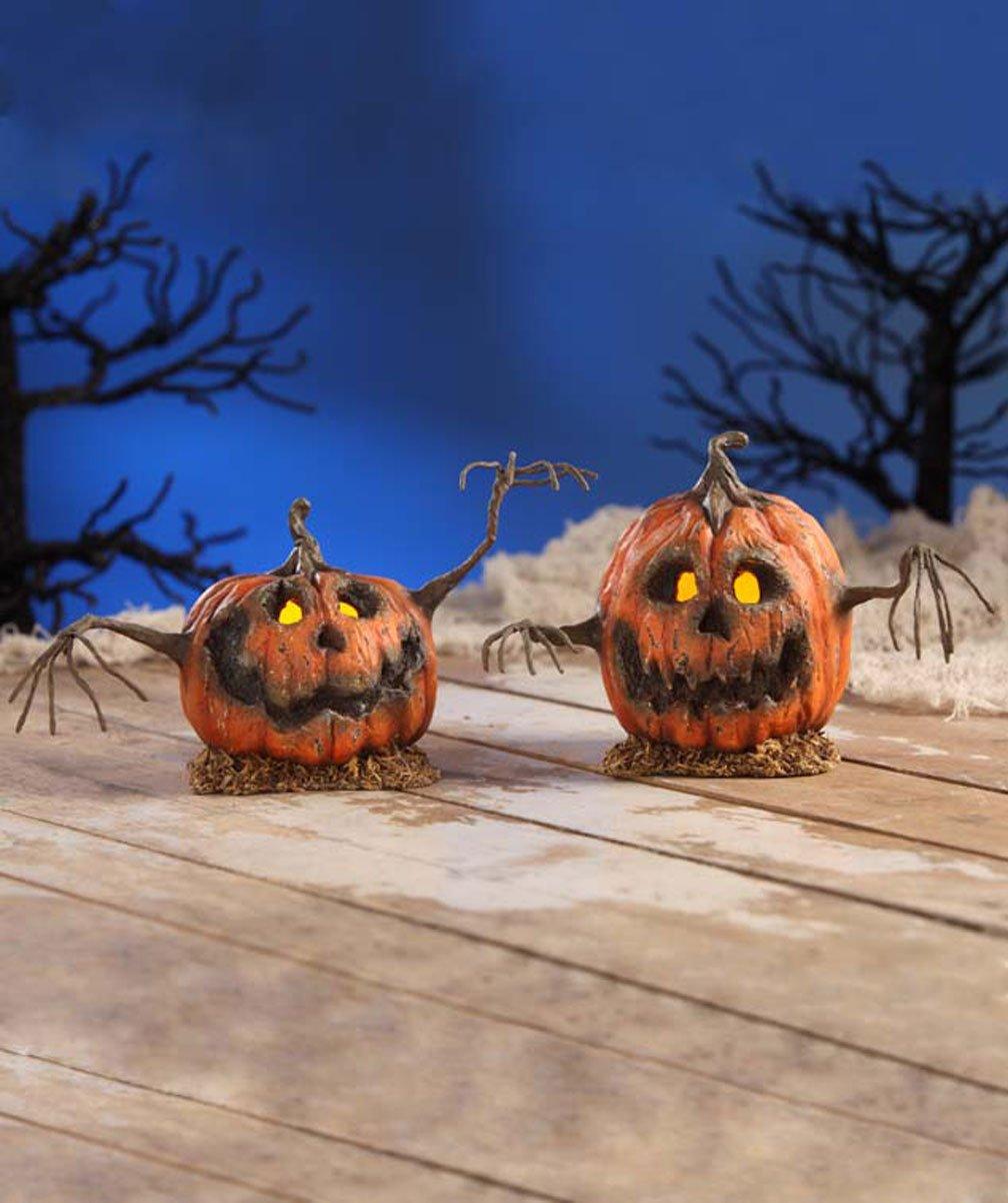 Bethany Lowe Halloween 2017 Mini Into the Woods Set 2 TD6043
