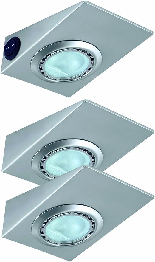 K/ühlbox 43 Liter Leise Minik/ühlschrank Silber Mini-K/ühlschrank mit Schloss A++ und Abtauautomatik LED-Innenbeleuchtung Eierablage T/ürablagen