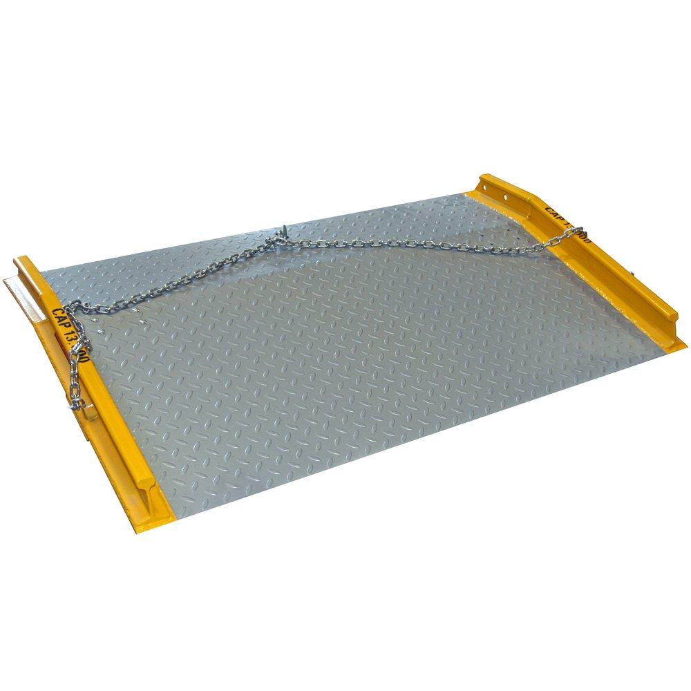 Rage Powersports SDB-13-60-36 36'' x 60'' Steel Dockboard with Side Rails (13,000 lb Capacity)
