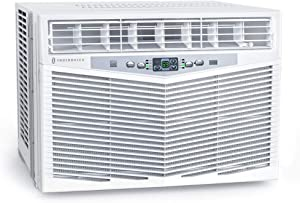 TaoTronics TT-AC001 Window Air Conditioner 10000 BTU Window AC Unit with Remote Control, 3 Fan Speed, Dehumidifier Mode, Sleep Mode, Timer, Digital Display, White