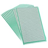 uxcell 10pcs 10x15cm Double Sided PCB Board
