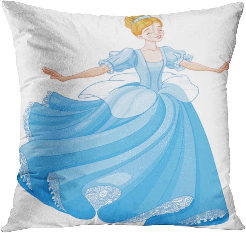 Throw Pillow Cover Princess The Royal
