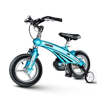 ZXC Bicicleta de los niños, Bicicleta de la bicicleta de la montaña Bicicleta plegable 5