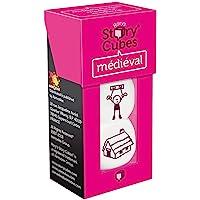 Asmodee- Story Cubes: Medieval - español. (ASMRSC19ML1)