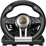 PXN V3II 4 IN 1 USB WIRED VIBRATION MOTOR RACING GAMES STEERING WHEEL FOR PS4 /3 FOR XBOX ONE FOR PC