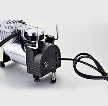 Alger Terraplén eléctrico del neumático del inflador del neumático automotriz 220V, neumático automotriz del compresor de aire, 220v stainless steel without ...