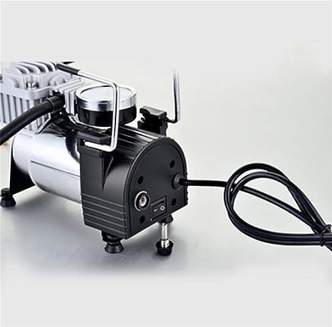 Alger Terraplén eléctrico del neumático del inflador del neumático automotriz 220V, neumático automotriz del compresor