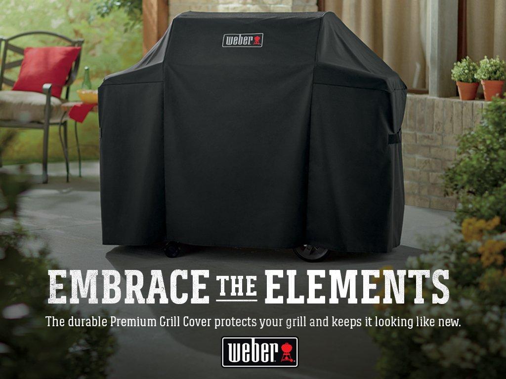 Weber 7130 Genesis II Cover