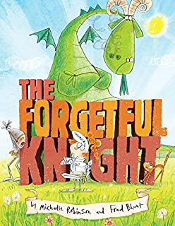 Book Cover: The Forgetful Knight