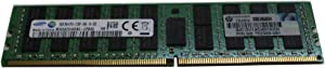 HP 16GB (116GB) PC4-2133P-R DDR4-2133MHZ MEMORY MODULE Server Memory 726719-B21 (Renewed)