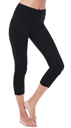 0abc2caa91 DeepTwist Womens Yoga Pants Power Stretch Workout Tights Sports Running  Leggings with Pocket: Amazon.co.uk: Clothing