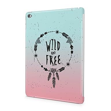 Salvaje Y Libre Cotización Pastel Tumblr De Atrapasueños Apple Ipad