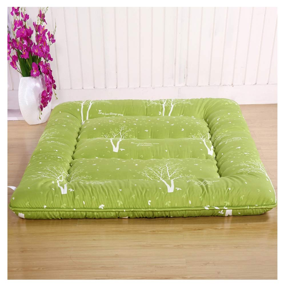 Mattress Sleeping Tatami Floor mat, Foldable Futon Tatami Soft Thick Japanese Student Dormitory, A Variety of Styles to Choose from,G,180200/7179inch by Mattress