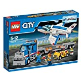 Lego City Space Port 60079 Training Jet Transporter Building Kit