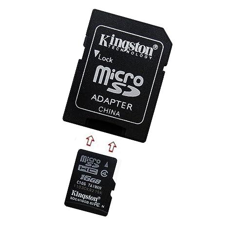 16 GB tarjeta de memoria para Sony Alpha 200 (dslr-a200 ...