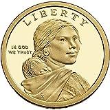 2013 S Sacagawea Native American Dollar