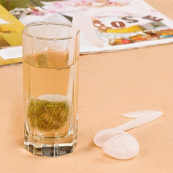 Generic Creative Tea Infuser Sieb Lose Tea Leaf Sieb Kr/äutergew/ürzfilter Diffusor f/ür Home Office K/üchenbenutzung von TheBigThumb