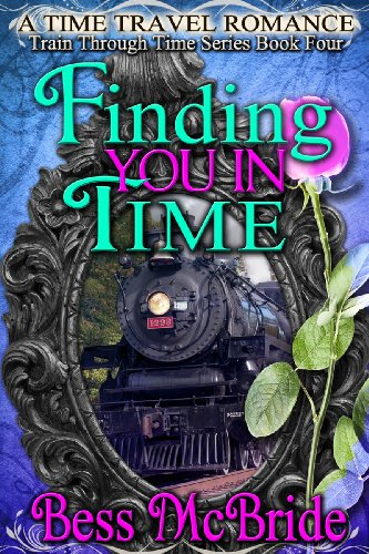 Finding You in Time (Train Through Time Series Book ()