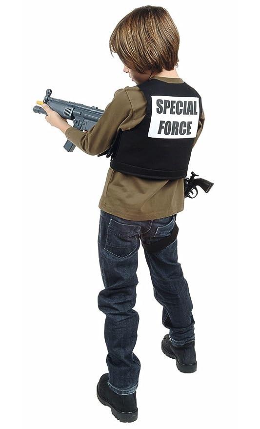 Hilmar Krautwurst - Accesorio de disfraz de policía para ...