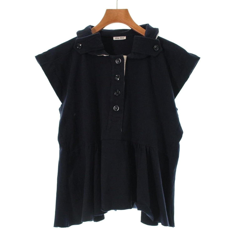 (ミュウミュウ) MIUMIU レディース Tシャツ 中古 B07DZN6YSQ  -