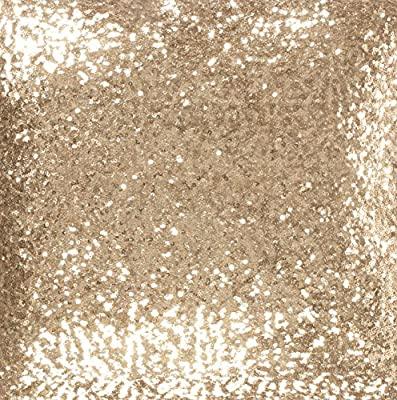 Kevin Textile Wedding/New Year/Party/Xmas Luxurious Decorative Sequins Pillow Covers