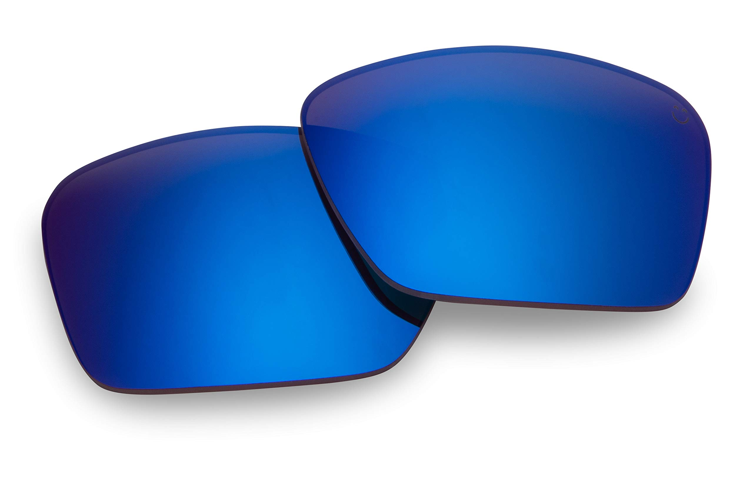Spy Optic OFFICIAL Replacement Lenses for SPY SUNGLASSES (FRAZIER REPLACEMENT LENSES-HAPPY BRONZE POLAR W/DARK BLUE SPECTRA, FRAZIER REPLACEMENT LENSES-HAPPY BRONZE POLAR W/DARK BLUE SPECTRA)
