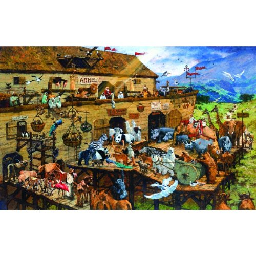 It's a Zoo 1000 pc Jigsaw Puzzle