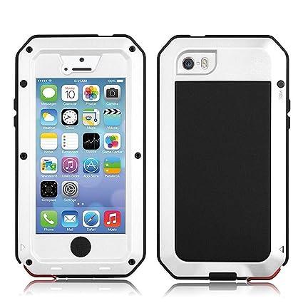 Amazon.com: Funda para iPhone 5, iPhone 5s Case, amever ...