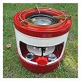 Advanced Outdoor picnic coal kerosene oil stove camping stove portable picnic
