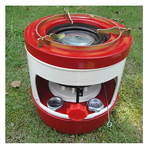 Advanced Outdoor picnic coal kerosene oil stove camping stove portable picnic by xichengshidai